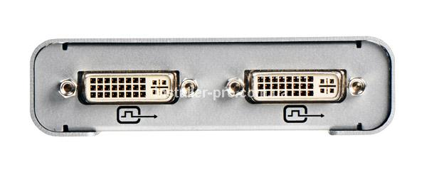 Matrox DualHead2Go Digital ME - Адаптер расширения DisplayPort - 2DVI