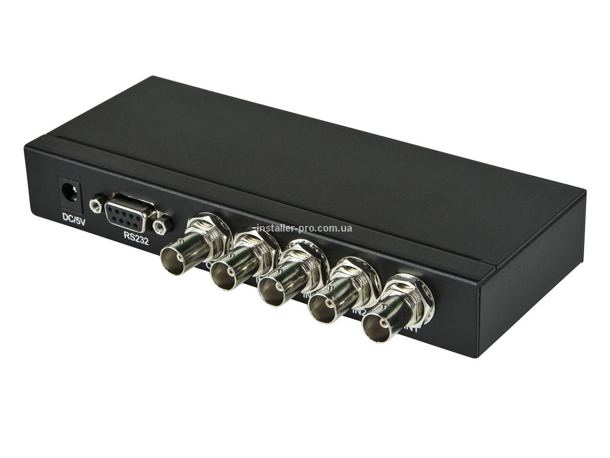 MP10320 3G SDI 4x1 Switch