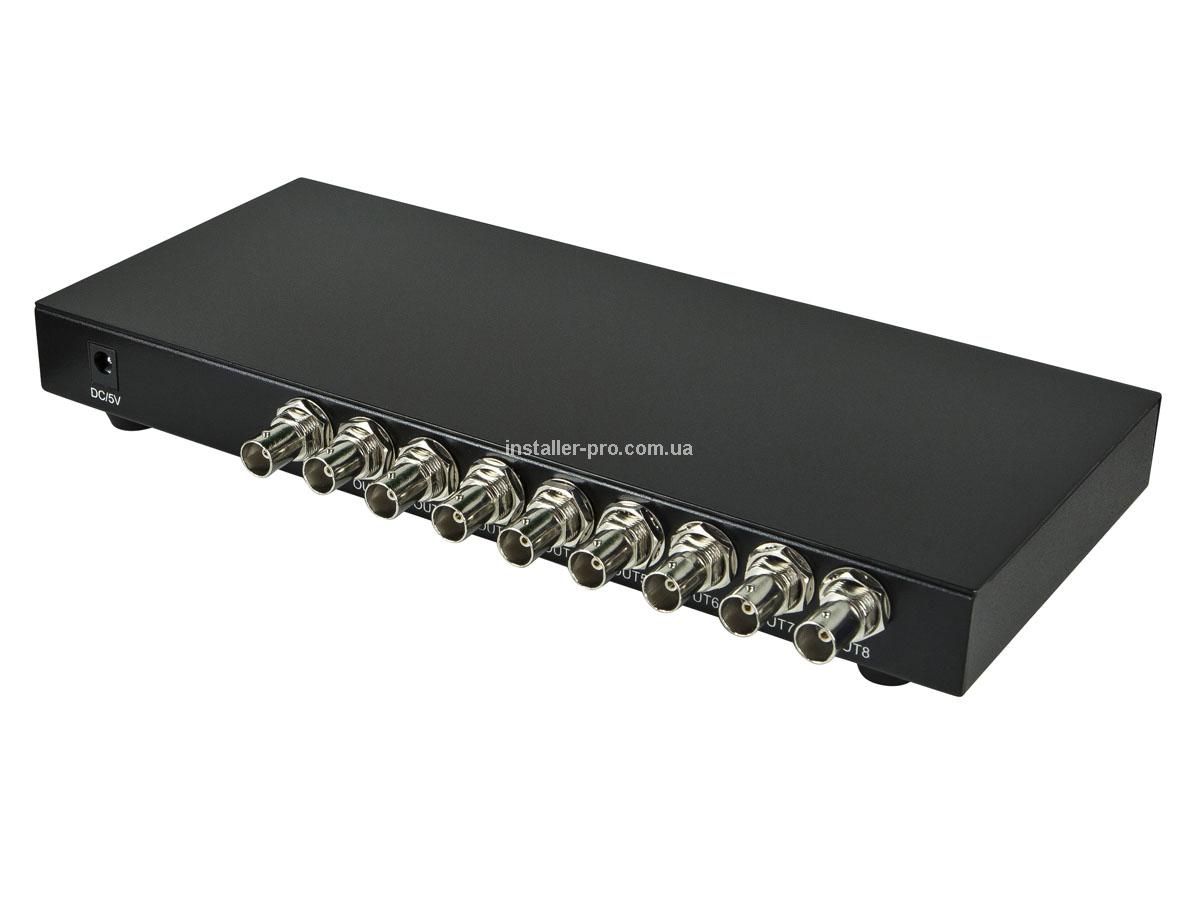 MP10323 3G SDI 1x8 Splitter