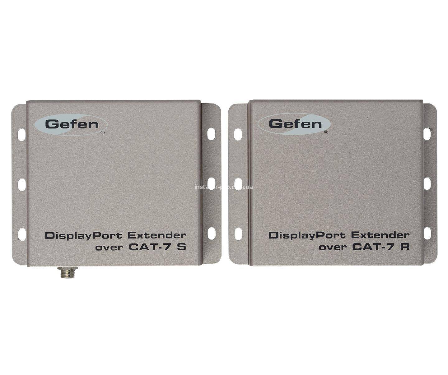 Gefen EXT-DP-2CAT7 Подовжувач DisplayPort по кручений парі CAT7