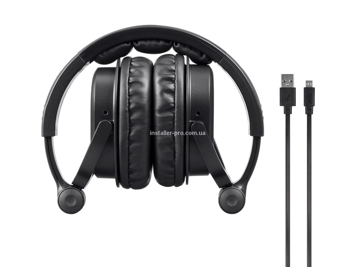 MP24735 Premium Hi-Fi DJ Style Over-the-Ear Pro Bluetooth-наушники с поддержкой микрофона и Qualcomm aptX