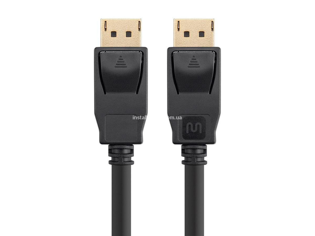 MP13361 Кабель DisplayPort 1.2, длина 3.00 м