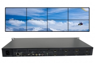 Контроллер видеостен/LM-TV08 Видеоконтроллер 2x4, HDMI, VGA, AV, USB LED/LCD, вращение 180°