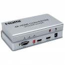 SOFLY (CHN)/HDVS01 4k/2k to 2K/4K HDMI UP Down Scaler