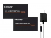 MP39673 Blackbird USB 2.0 2-Port удлинитель по Cat5e/6  до 50 метров