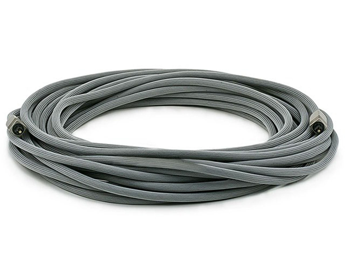 Premium S/PDIF (Toslink) Digital Optical Audio Cable, длина 15.00 м.