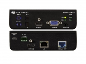 Atlona (USA)/AT-HDVS-200-TX Switcher 3х1 с двумя входами HDMI и входом VGA и выходом HDBaseT