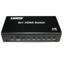 Коммутаторы HDMI/Switchers HDMI 5:1 поддержка 4Kx2K